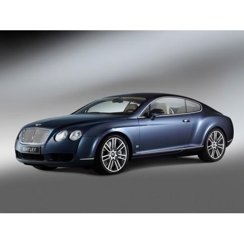 Bentley CONTINENTAL GT 6.0 BITURBO - 560CV Potenza (CV)  560>610 Coppia (Nm)  650>760