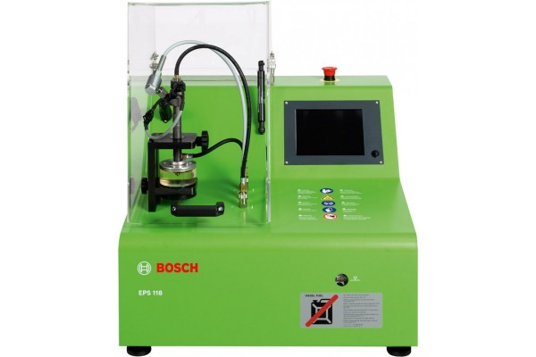 Bosch tester EPS 118 completamente automatico per iniettori Common Rail