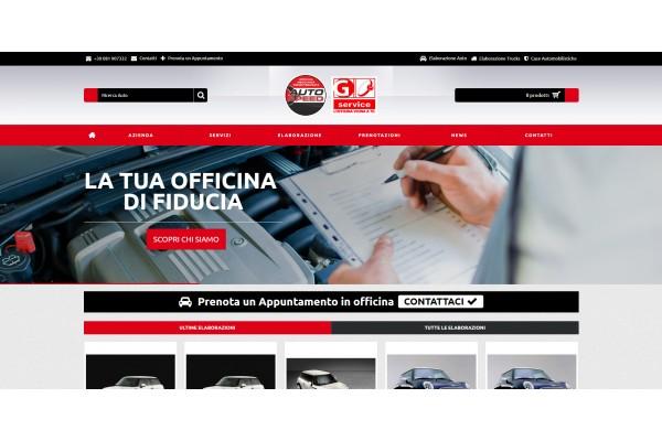 E' online il nuovo sito di Auto Speed Ischia
